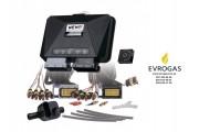 Инжекторная система KME Nevo Pro 4 цилиндра