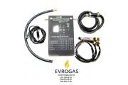 Прибор для диагностики, тестирования и чистки газовых форсунок (Digital injector tester)
