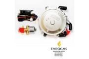 Миникит Atiker, инжектор ГБО 2 поколение, пропан-бутан (VR01+ЭМК газа 1306+перекл.)