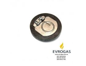 Защита пластикового коллектора с лопаткой Rybacki DM50 (300-089)