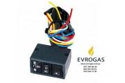 Переключатель BRC T 100 - IT для вакуумных редукторов (06LB-BG-T100-IT)