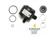 Фильтр газовый для инж. сис. 1вх-1вых, Prins 16-11, полиэстер. фильтрующий элемент+ фильтр ЭМК