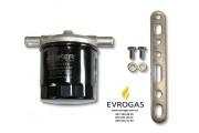 Фильтр газовый с отстойником Atiker 1 вход – 1 выход D12 мм (K01.001263)