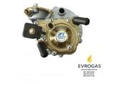 Редуктор Tomasetto АТ-07 до 220 л.с. пропан с фильтром электр. (RGTA3520)