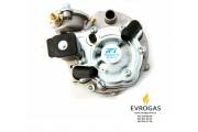 Редуктор Tomasetto АТ-07 до 140 л.с. пропан с фильтром электр. (RGTA3510)